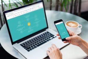 وب سایت قرآن واضح - نمونه یک طراحی سایت حرفه ای کامل
